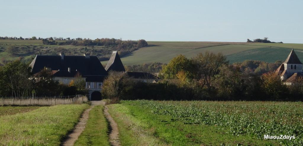 balzac chateau et eglise