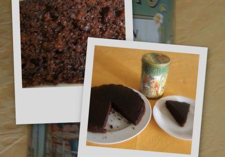 gateau cacao miaou