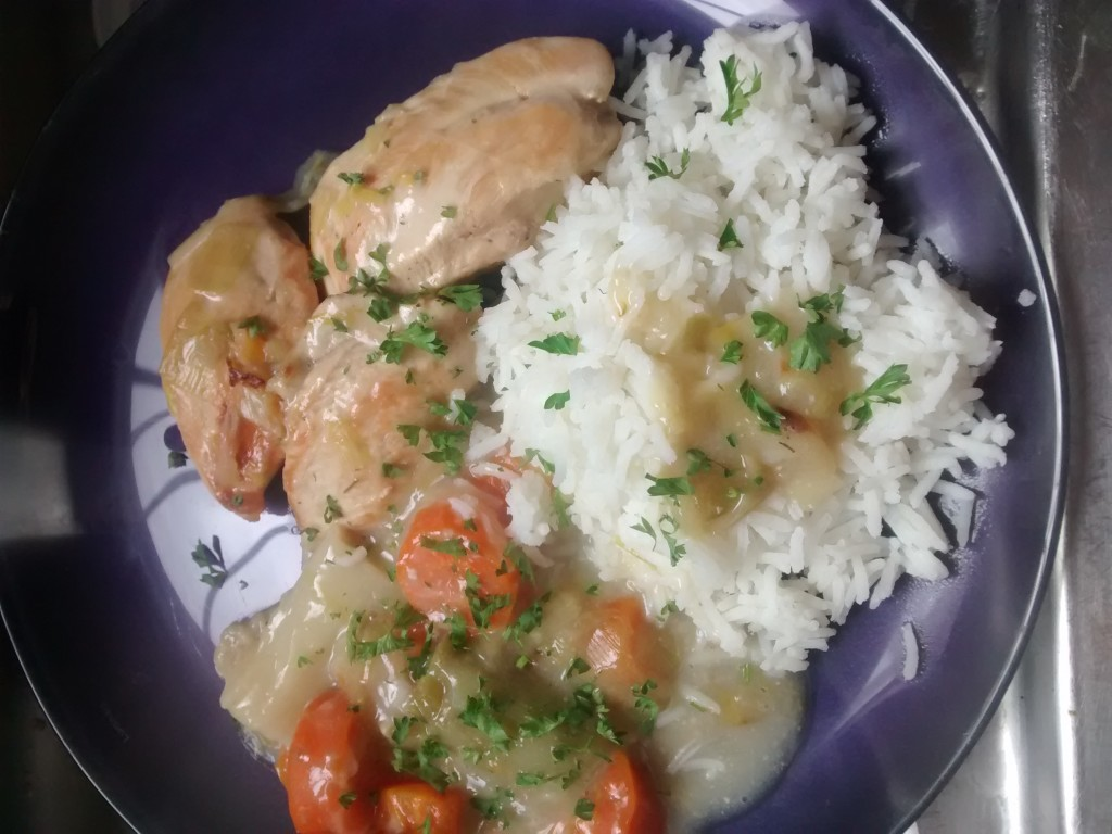 Blanquette poulet B16
