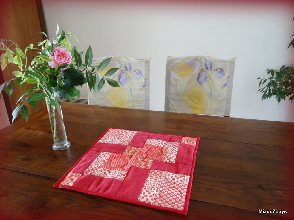 tapis de table A