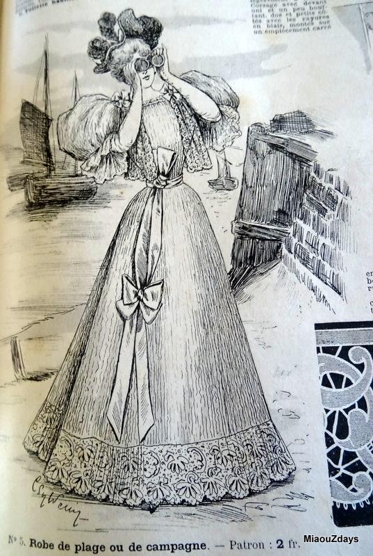 robe de plage 1894